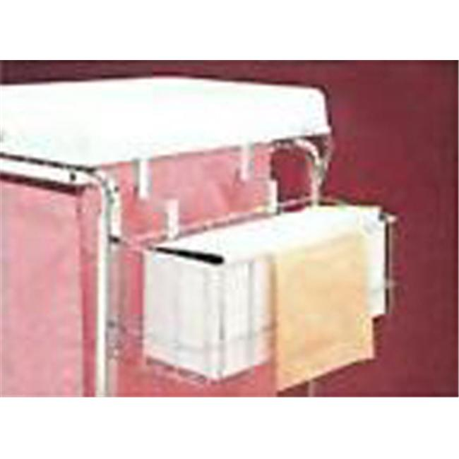 R & B Wire 661 Bulk Polyliner Holder for Easy Access & Leakproof Hampers