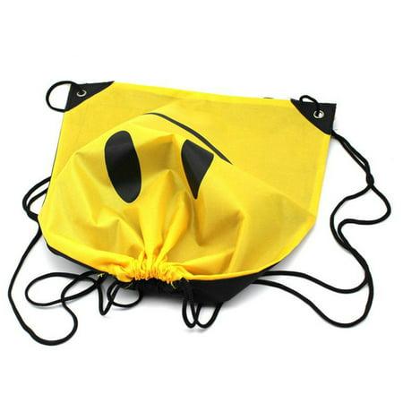 57a278e72b17 Dosmart - Drawstring Bag Backpack Swim School Gym Outdoor Beach Gym Sports  Sack Bag - Walmart.com