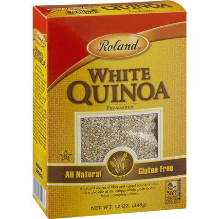 Free White Quinoa - Roland White Quinoa, 12 oz, (Pack of 12)