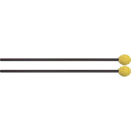 Balter Ensemble Series (Mike Balter 11BB Ensemble Series Hard Yellow Marimba Mallets w/ Black Birch)
