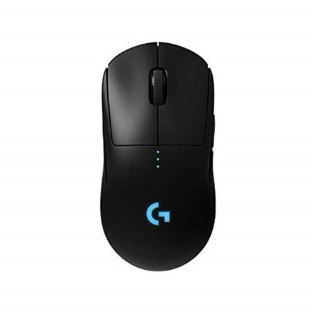 G PRO Wireless Optical Gaming Mouse with RGB Lighting (Mousse Light)
