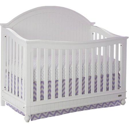 Bassett Baby Somerset 3 In 1 Convertible Crib