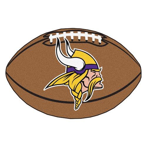 Minnesota Vikings Football Mat