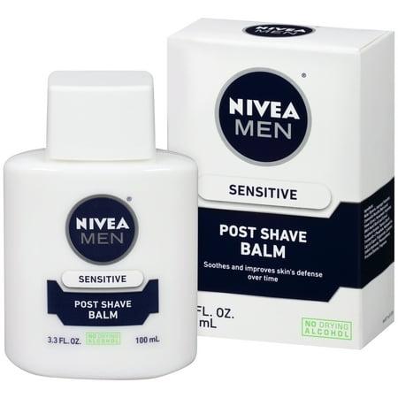Nivea For Men For Sensitive Skin After Shave Extra Soothing Balm  3 3Oz