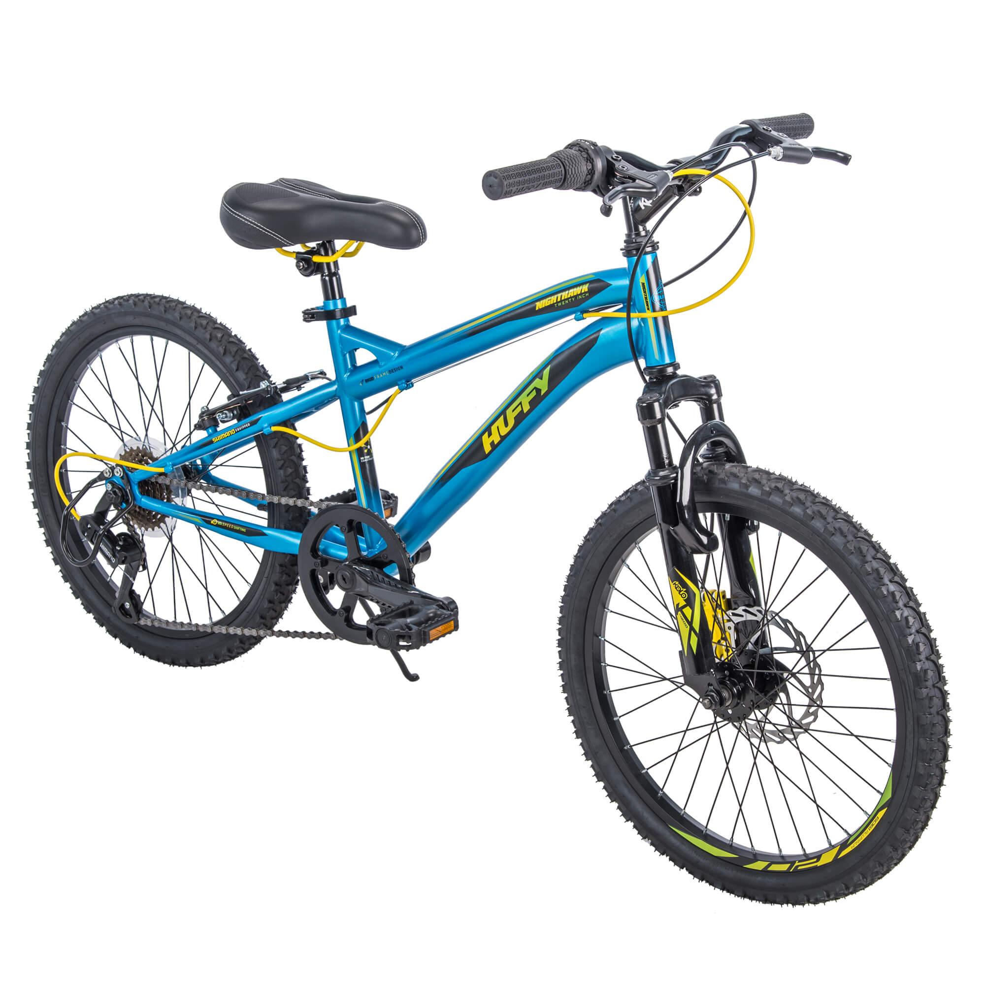 "Huffy 20"" Boy's Nighthawk Mountain Bike"