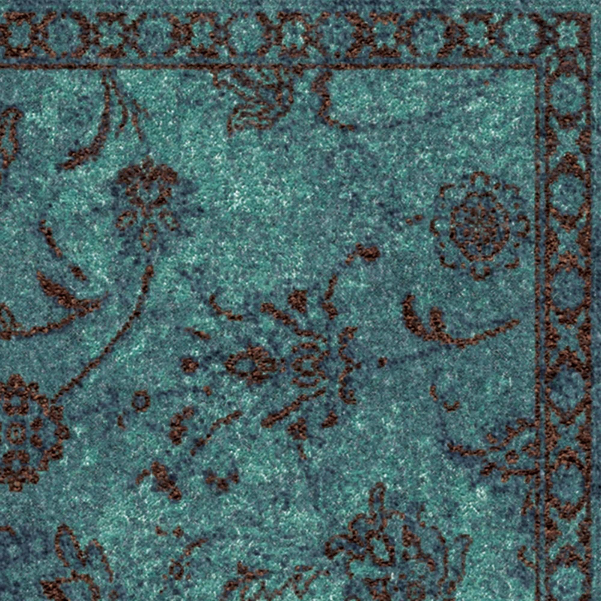 one ikat a blue kind of rugs aqua pdp knotted railsback area rug wool hand