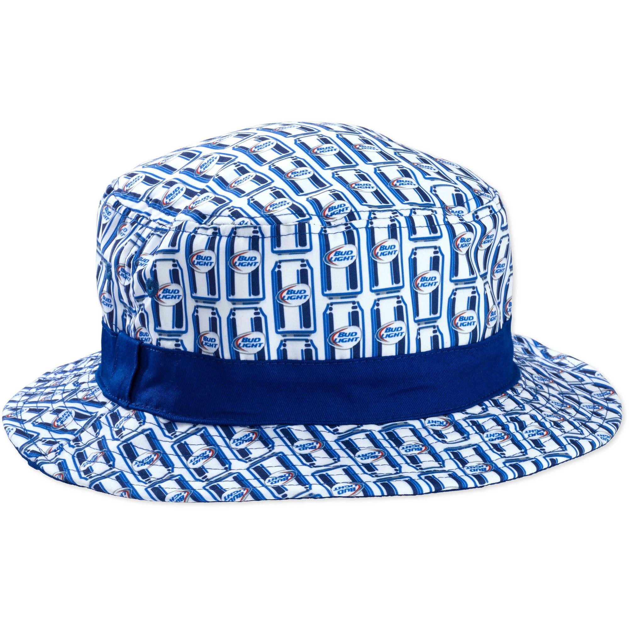 Menu0027s Bud Light Bucket Hat   Walmart.com Pictures