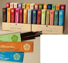 EDA Incense Sandalwood Maroma 10 Stick