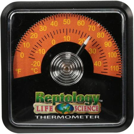 Penn Plax Reptology Reptile Terrarium Thermometer ()