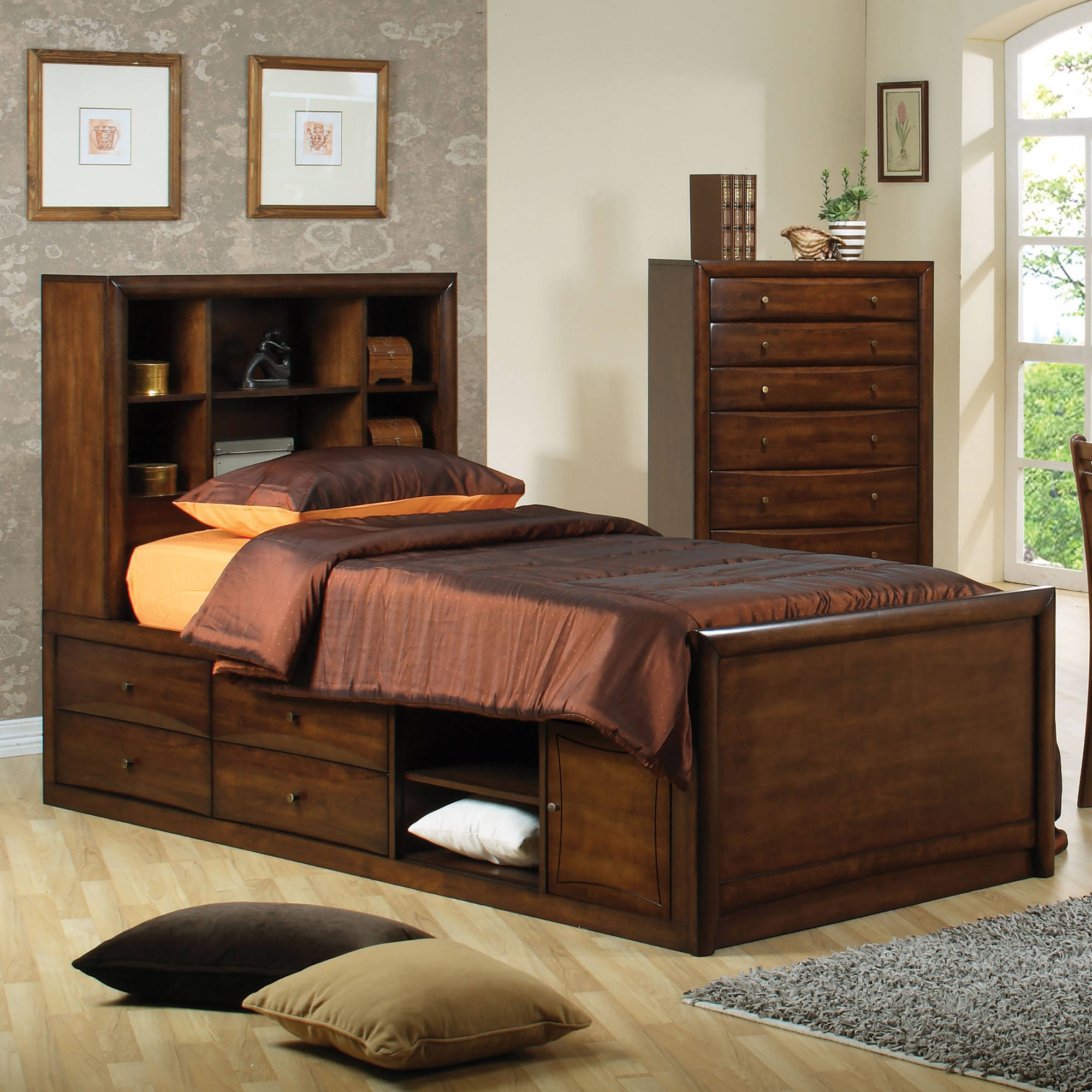 Coaster Company Hillary Chest, Warm Brown