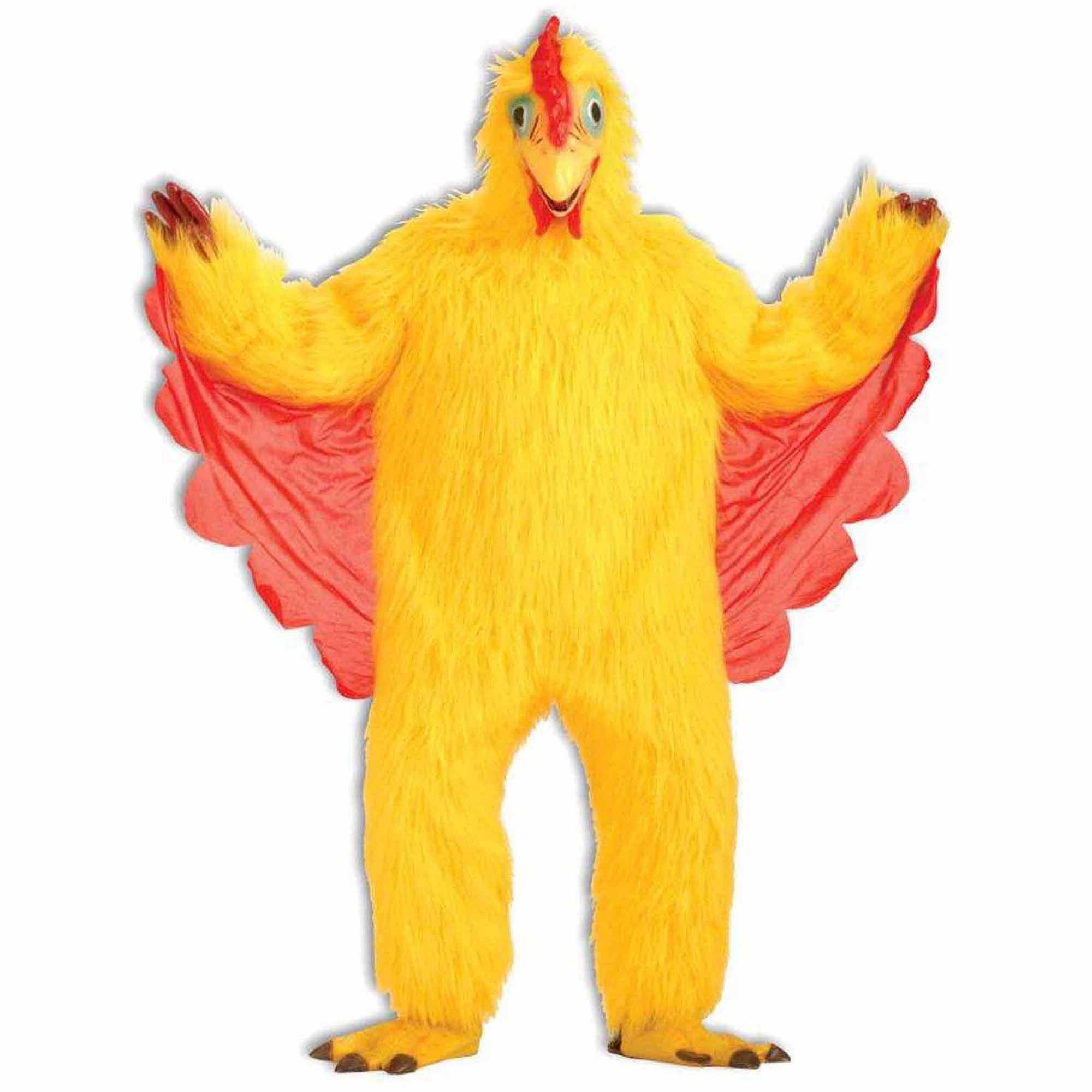 Comical Chicken Men's Adult Halloween Costume