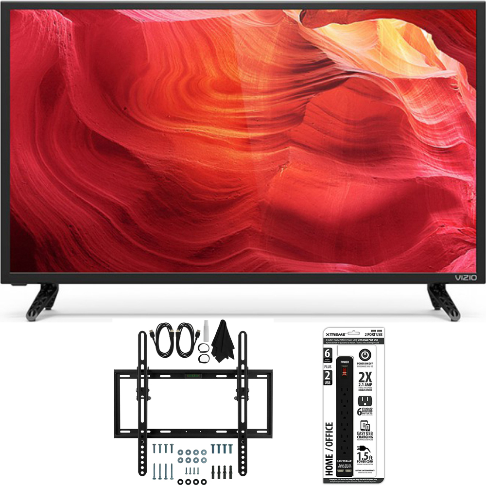 Vizio E43-D2 - 43-Inch 120Hz Full-Array SmartCast LED HDT...
