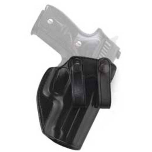 Galco Summer Comfort Inside the Pant Holster, Fits Sig 220 226 228, Right Hand, Black Leather by Galco