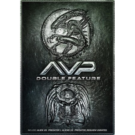 Alien vs. Predator 1 & 2 (DVD) (Rb2027 Predator 2)
