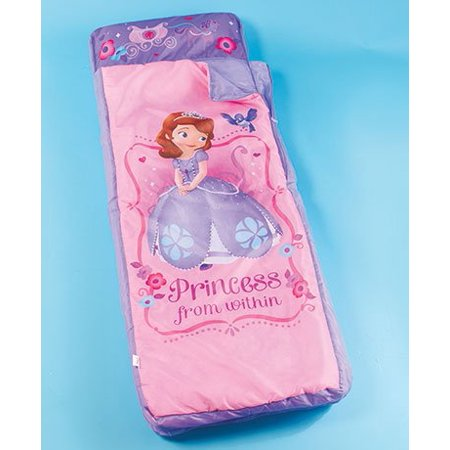 Inflatable Sleeping Bags Sofia The First