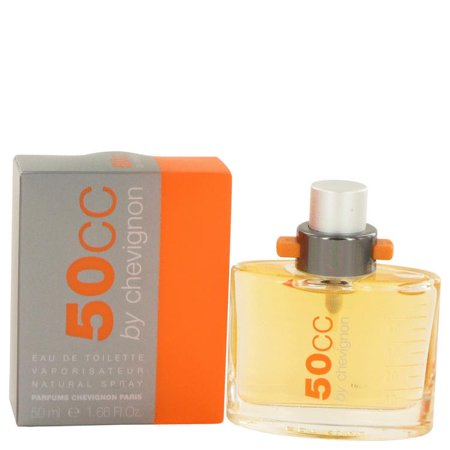 Chevignon 50cc by Chevignon - Men - Eau De Toilette Spray 1.66 (Chevignon Eau De Toilette Spray)