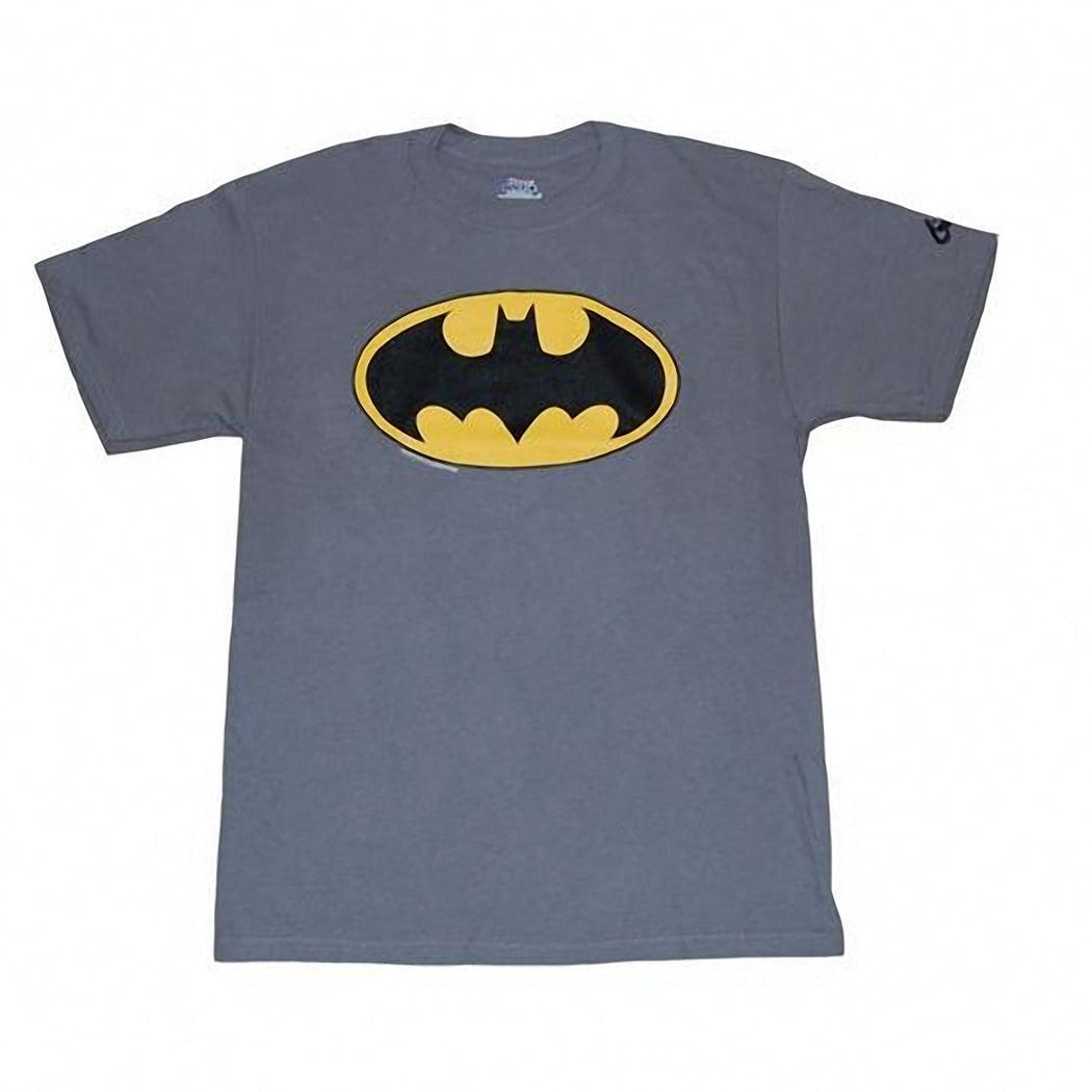 Batman Classic 60/'s TV Show IN COLOR Logo Licensed Sweatshirt Hoodie
