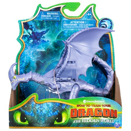 DreamWorks Dragons, Razorwhip, Dragon Figure with Moving Parts, for Kids Aged 4 and up