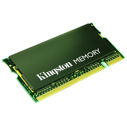 Kingston ValueRAM 2 GB 667MHz DDR2 Non-ECC CL5 SODIMM Notebook Memory