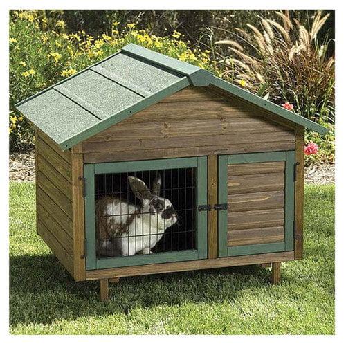 Precision Pet Products Multi Plex Rabbit Hutch