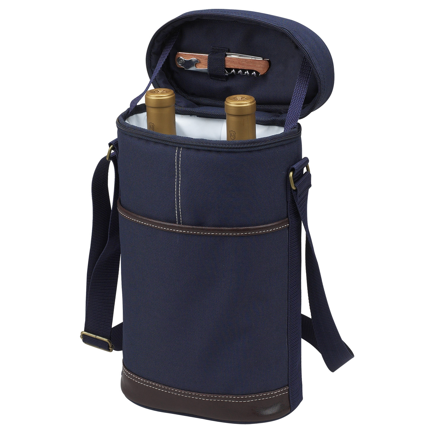 Picnic at Ascot Two Bottle Insulated Carrier (135-B)