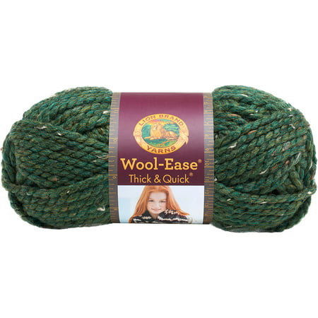 Wool Ease Thick   Quick Yarn  Kale