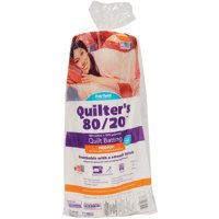 """Fairfield Quilter's 80/20 - Twin Size 72"""" x 90"""""""