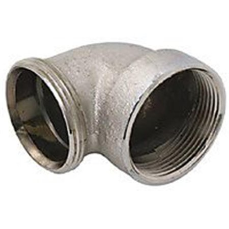 Female Iron Elbow (Plumb Shop Div Brasscraft 453-019 1-1/2-Inch O.D. Tube x 1-1/2-Inch Female Iron Pipe Kitchen Drain Cast Elbow)