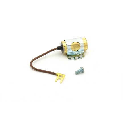 Mallory 401 Distributor Condenser; 28 MFD 600V; For Use w/Electronic And Points Style Distributors; 8 (Custom Mallory Distributor)