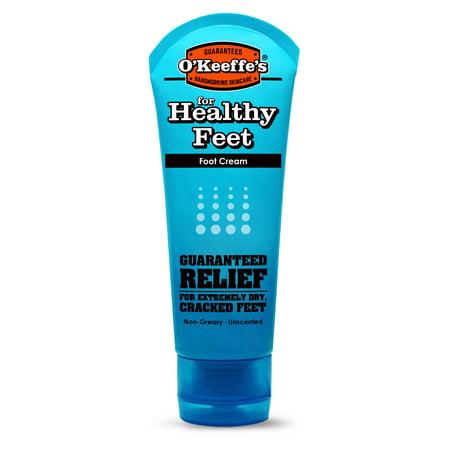 O'Keeffe's Healthy Feet Tube, 3 oz. - Hairy Feet