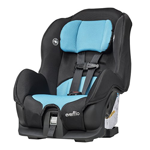 Evenflo Tribute 5 Convertible Car Seat - Neptune, Blue