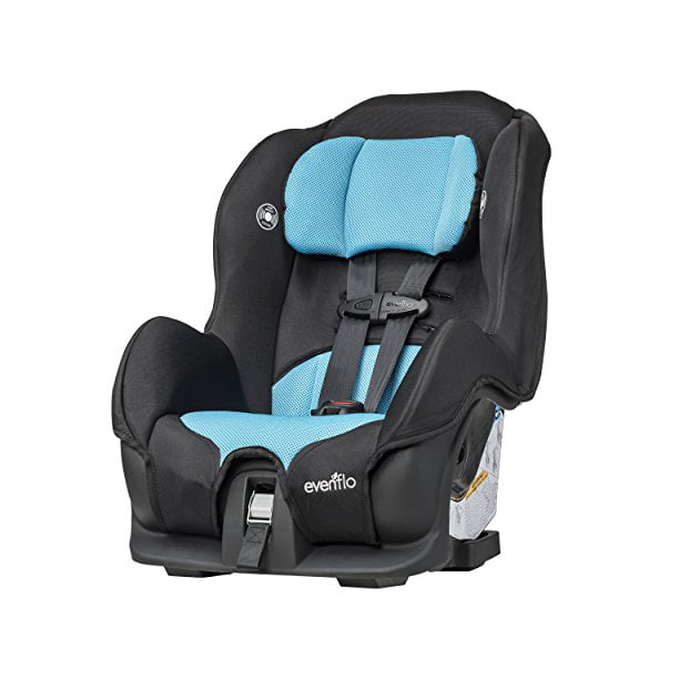 Evenflo Tribute LX Convertible Car Seat, Neptune