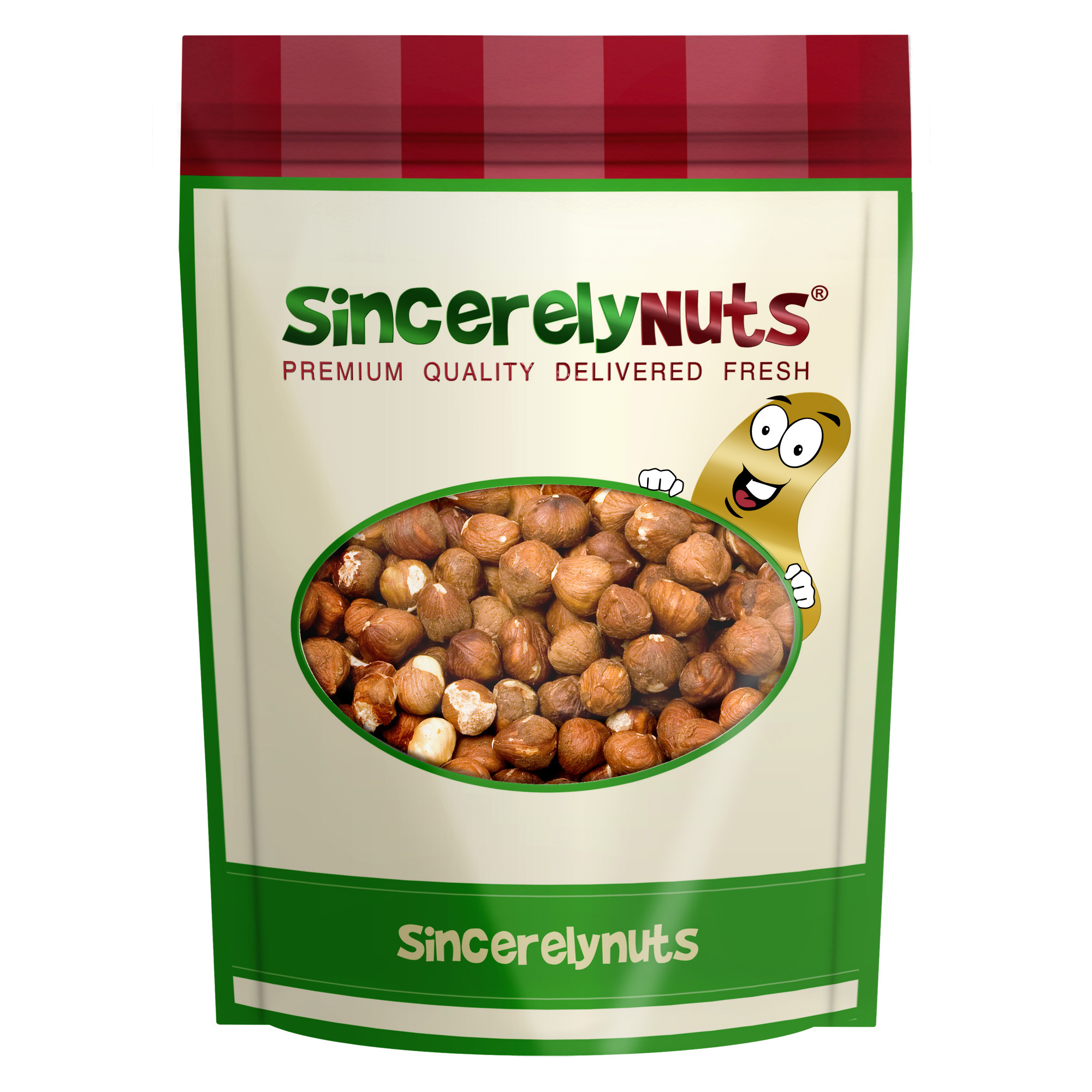Sincerely Nuts Turkish Hazelnuts, 1.5 LB Bag by Sincerely Nuts