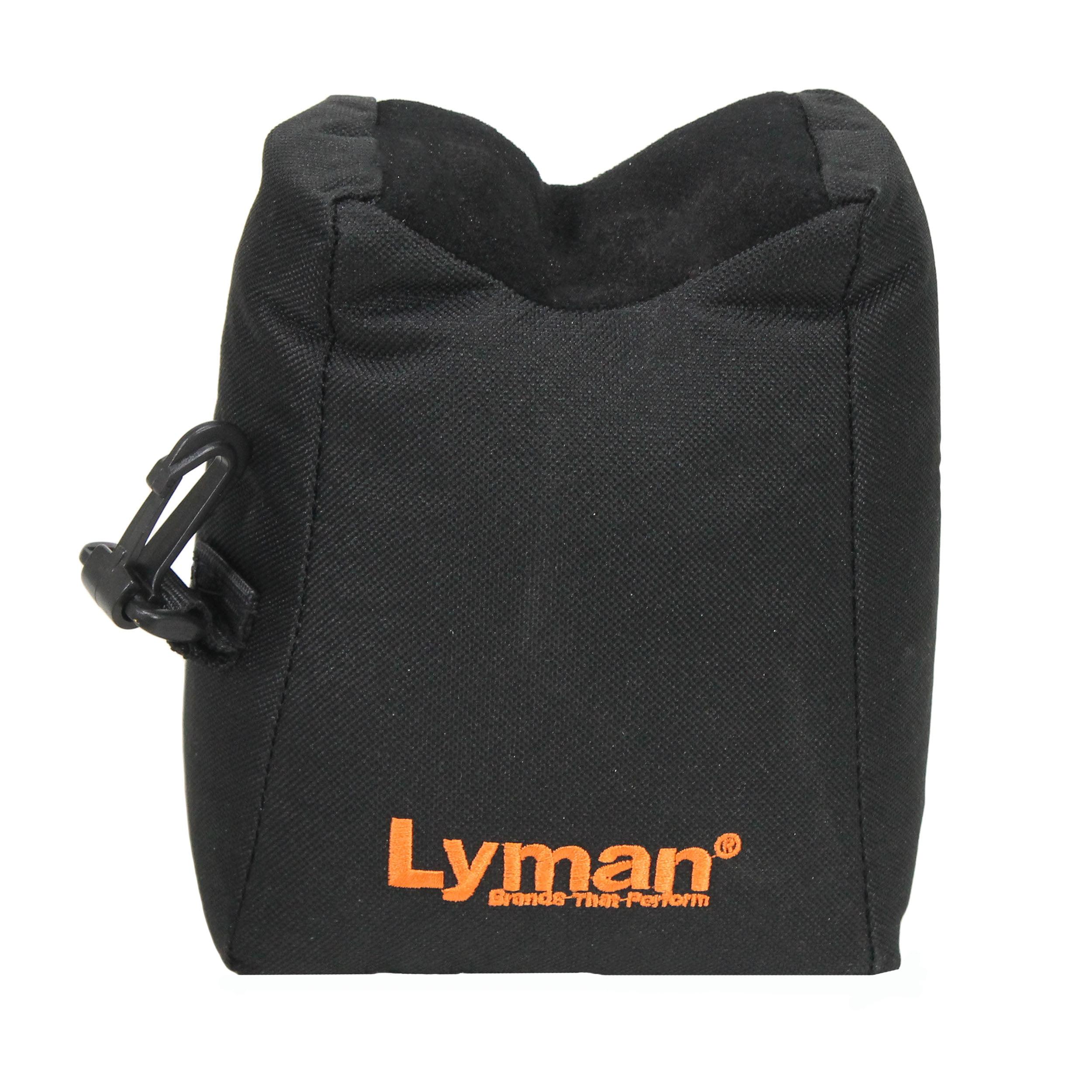 Lyman Crosshair Range Bag Front by Lyman