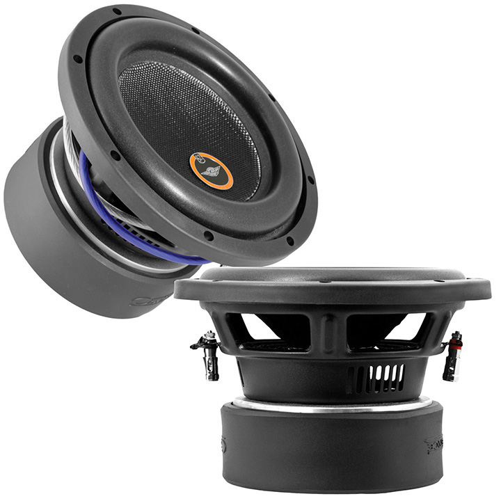 CADENCE S2W8D2.V2 2 Ohm 1000W 8-inch Subwoofer