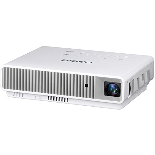 Casio Signature 3D Ready DLP Projector - 720p - HDTV - 4:...