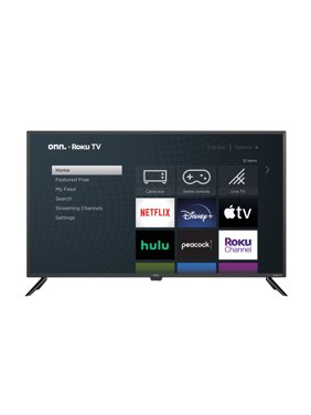 onn. 42 Class FHD (1080P) LED Roku Smart TV (100018254)