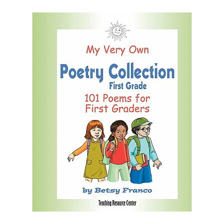 My Very Own Poetry Collection First Grade : 101 Poems for First Graders](Halloween Ideas For 1st Graders)