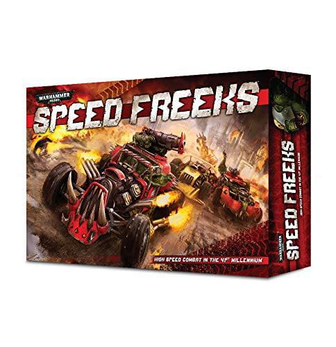 Warhammer 40,000: Speed Freeks by Games Workshop
