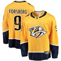 Filip Forsberg Nashville Predators Fanatics Branded Breakaway Player Jersey - Gold