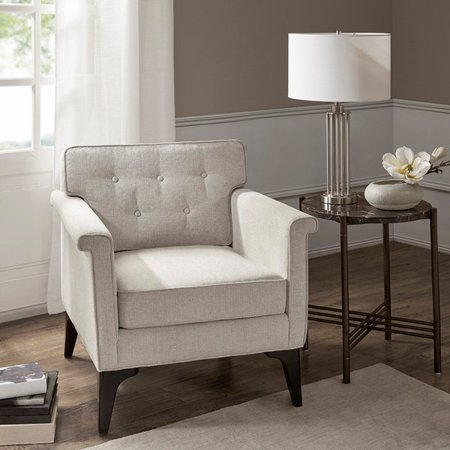 Accent Chair Color Ivory Size See Below Walmart Com