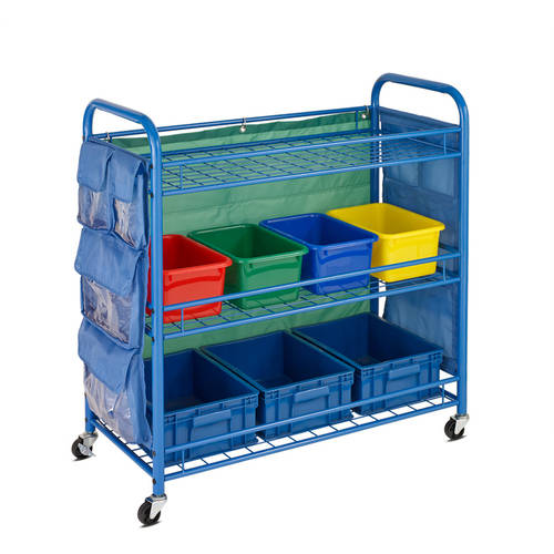 Honey-Can-Do All-Purpose Rolling Cart for Teachers
