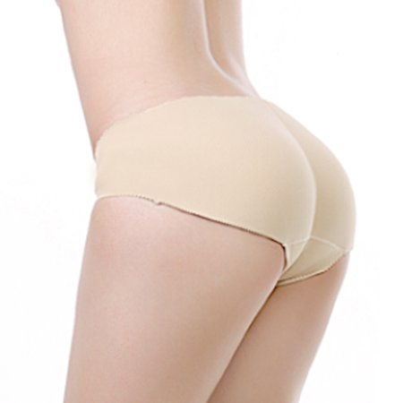 347e1b59898 Lelinta - LELINTA Women s Butt Lifter Padded Underwear Seamless Butt Hip Enhancer  Panties Boy Shorts - Walmart.com
