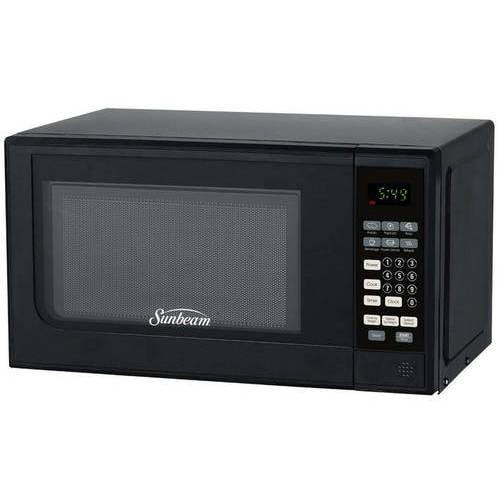 Sunbeam 0.7 cu ft Digital Microwave
