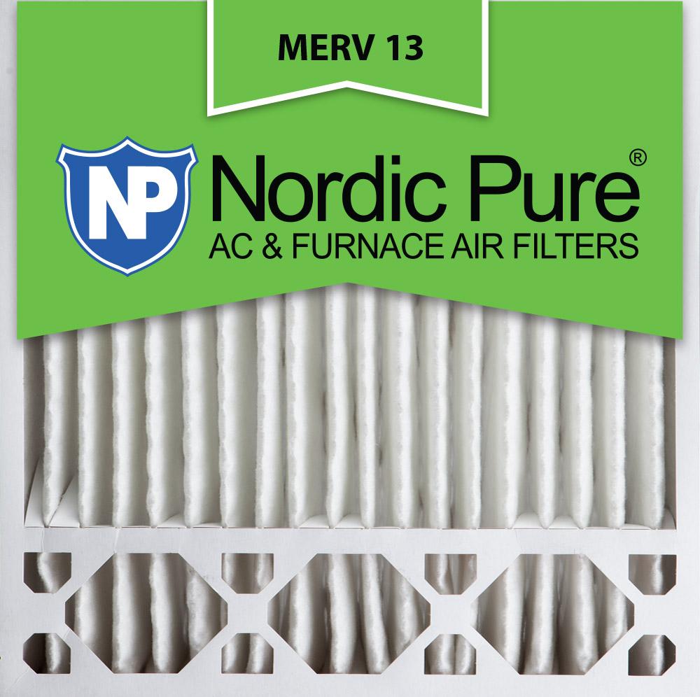 Nordic 20x20x5 Honeywell Replacement Pleated MERV 13 Air ...