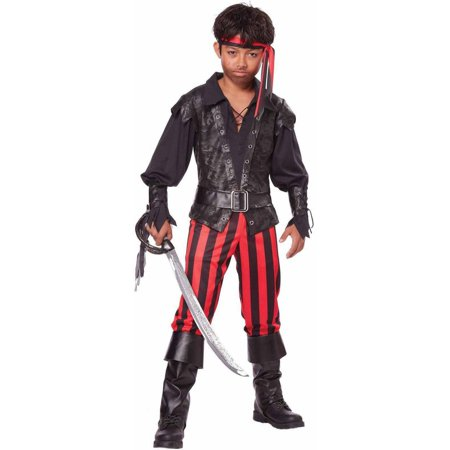 Buccaneer Boys' Child Halloween Costume