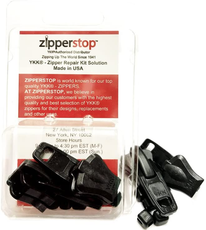 Zip Closed end zip bundle replacement fastener repair 10 20 30 50 100