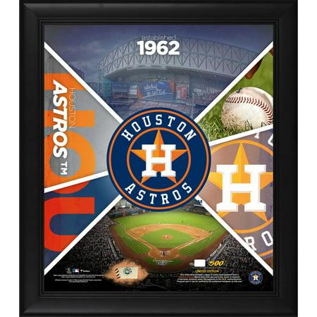 Houston Astros Framed 15