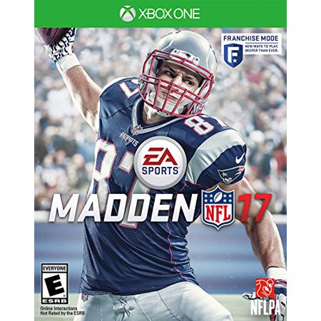 Madden Nfl 17    Standard Edition   Xbox One