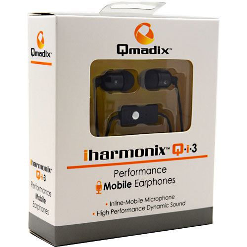 Paramount Products Group iHarmonix Q-i-3 Stero Headset with Mic